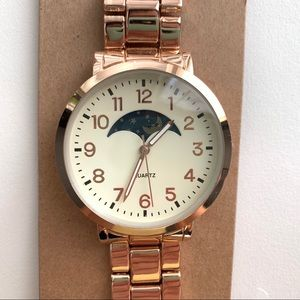 American Eagle Rose Gold Watch